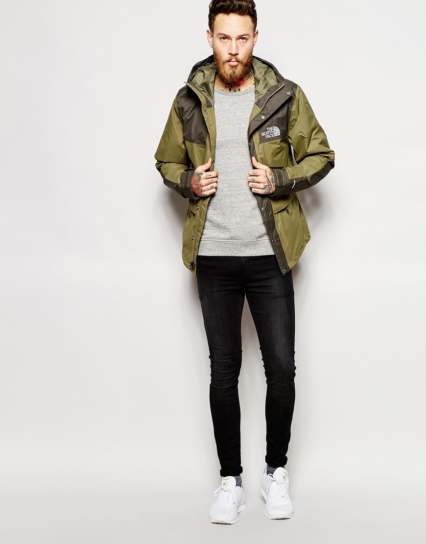 The north face asos
