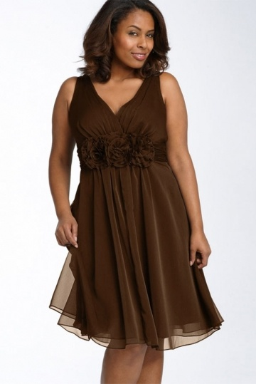Robe ample pour mariage