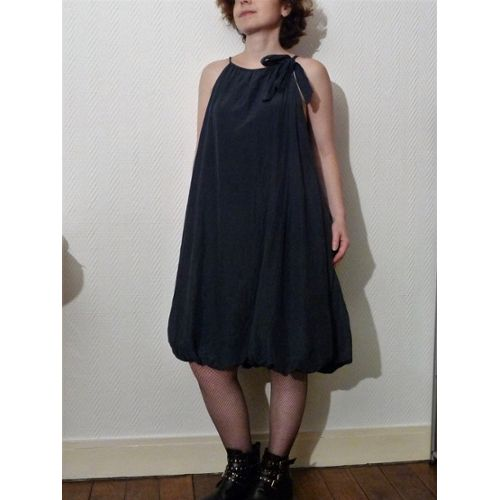 Robe a bretelle taille 50