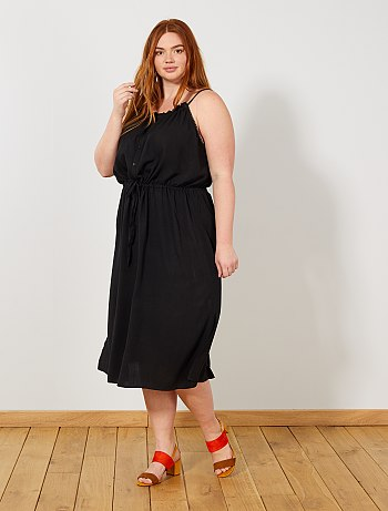 Robe a bretelle taille 48
